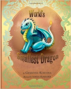 World`s Smallest Dragon