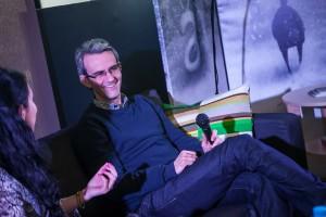 Ендре Люн Ериксен на Софийския литературен фестивал 2014 година