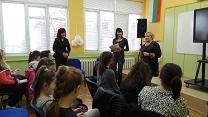"""Отличие за младите журналисти от поповското ОУ """"Любен Каравелов"""""""