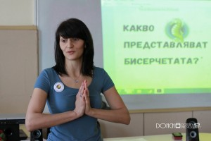 """СОУ """"Черноризец Храбър"""", Пловдив - Вал Стоева"""